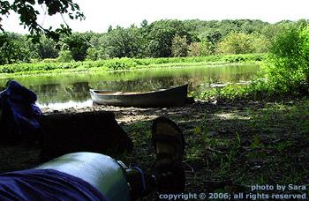 Canoe.